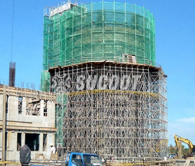 Water Tower Projects:Yilan Park-Distribution Reservoir and Water Tower