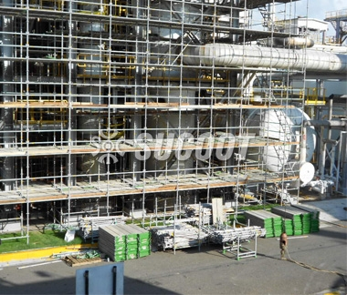 No.6 Naphtha Cracker Complex Refinery Facility Projects