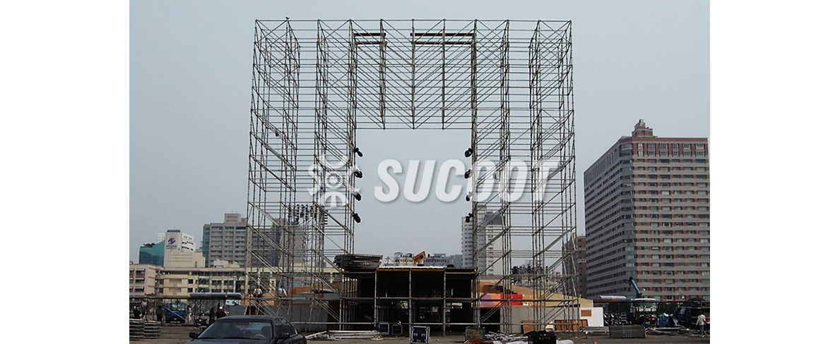 ?48.6 T:3.2mm Stage scaffolding